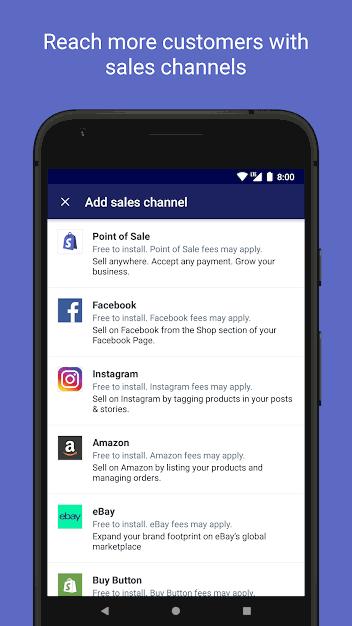 Shopify Mobile App - Reviews & Rating | SoftwareSuggest
